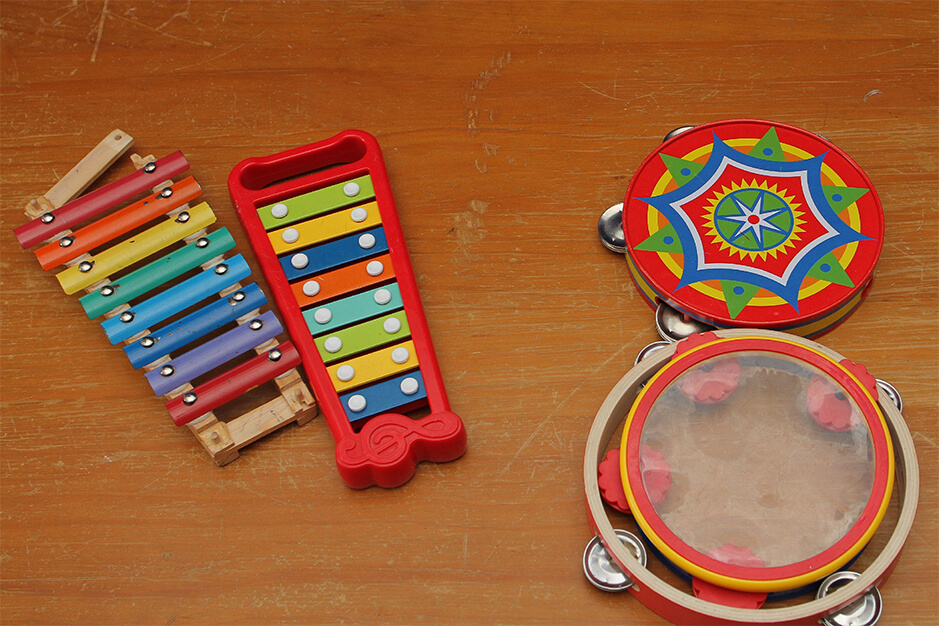 musical instrument toys