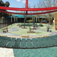 bridge playground